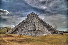 _DSC3511 (Fiat Lux!) Tags: mxico nikon ruins pyramid maya yucatan tokina mayan ruinas d200 1224mm hdr chichnitz hdri piramide