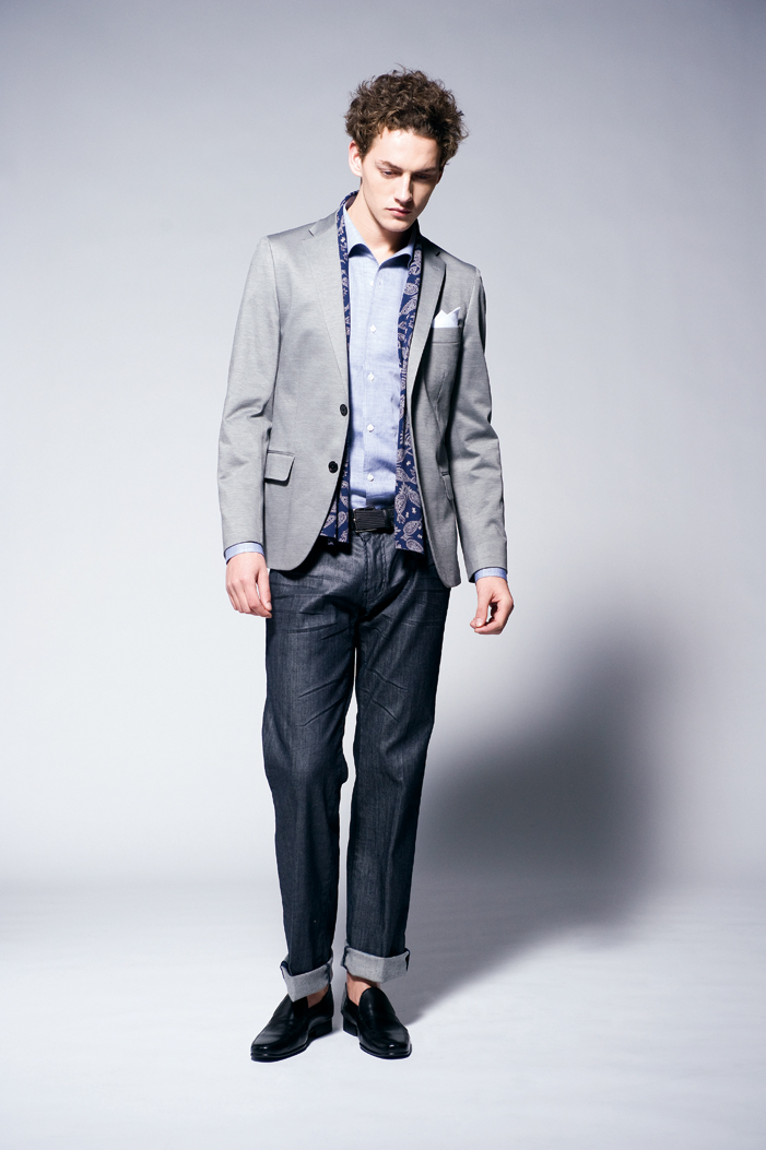Jakob Hybholt0201_JOSEPH HOMME CASUAL 2011 Spring-Summer Collection(Official)