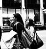 NYC/Boston 2011 (nickpip) Tags: nyc newyorkcity girls cute cab taxi professional attractive hailing
