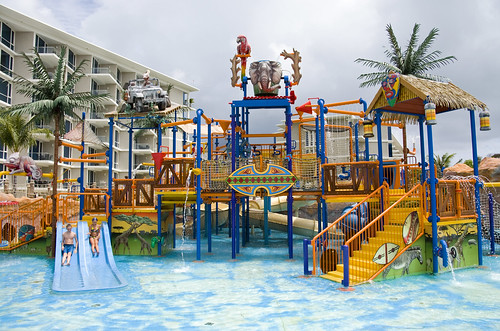Splash Jungle kids area