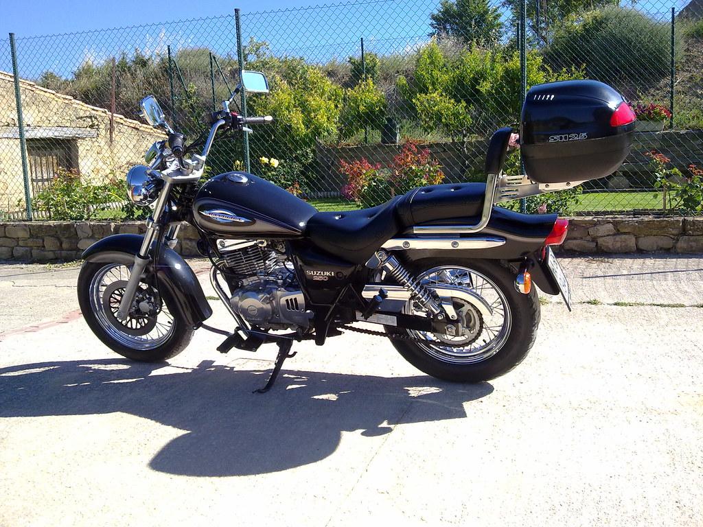 Precio y ficha técnica de la moto Suzuki Marauder 1600