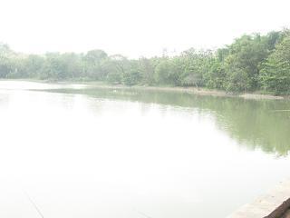 Wisata Alam Waduk Tanjungan Mojokerto