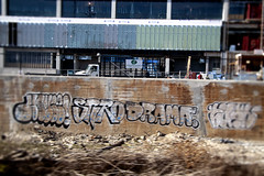 fresh (damonabnormal) Tags: street urban streetart art canon graffiti creative tags urbanart philly graff drama thursday phl spiro ruen philadelphiastreetart philadelphiagraffiti philadelphiaurbanart