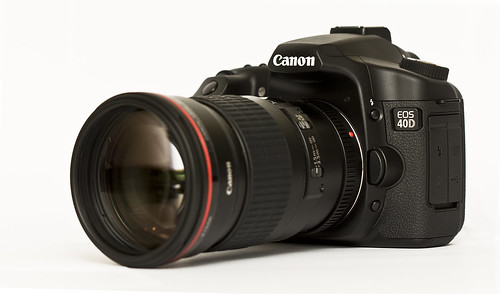 Canon EOS 40D and Canon 200mm f2.8