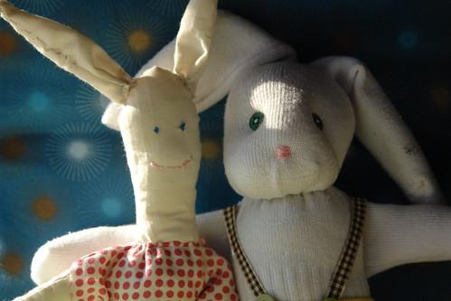 Rosemary and Basil