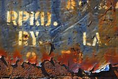peeling away the ages (Illetirres) Tags: california wall la nikon ry perris 18135 oerm orangeempirerailwaymuseum d80 capturenx rpkd