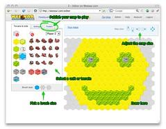 Weewar Map Editor