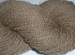 New Zealand Halfbreed skein