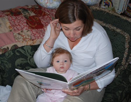 Read to Me, Mom... PAD #1069