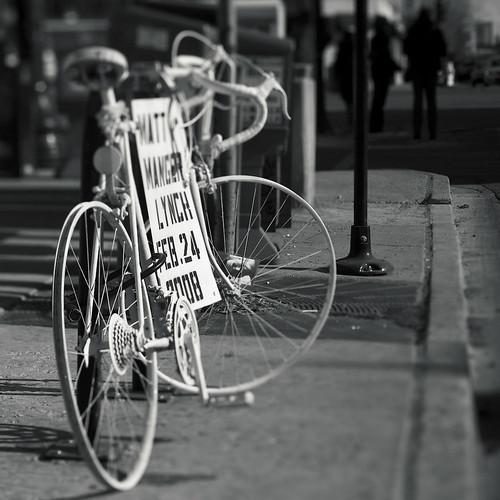 Chicago Ghost Bikes