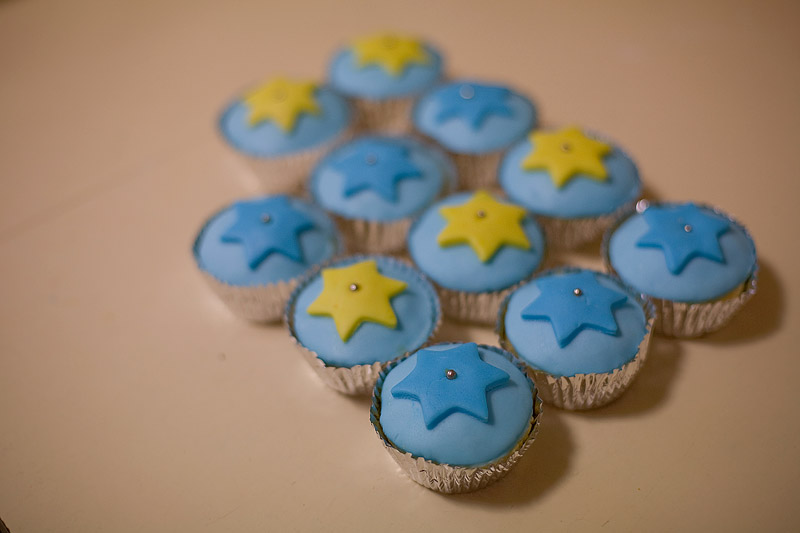 Star Cakes
