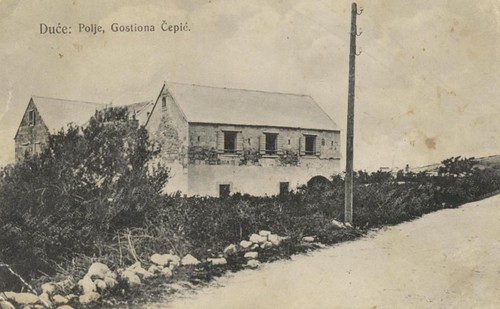 gostinica Čepić