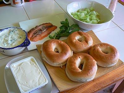 préparation des bagels.jpg