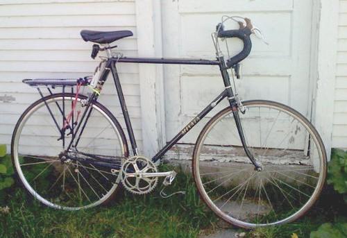 Miyata 912 fixed wheel