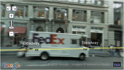 Fed Ex in NY
