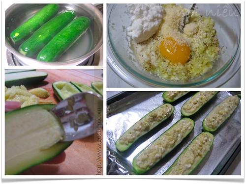 Zucchini Ripieni