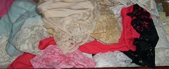 sd6 (Lacy Slips) Tags: sexy wifes drawer messy slip lacy silky nylons slips