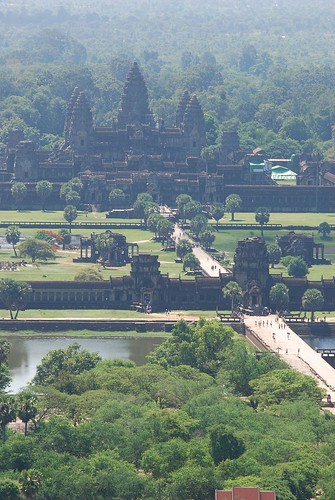 Angkor from Above