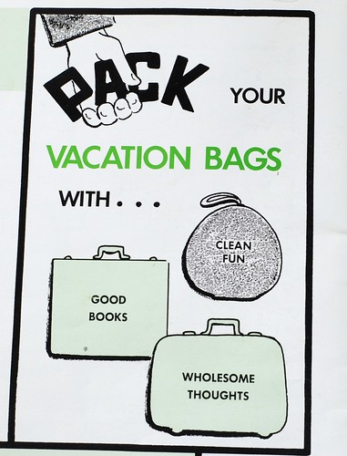 Pack Your Vacation Bags