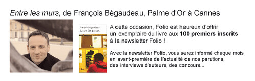 newsletter Folio