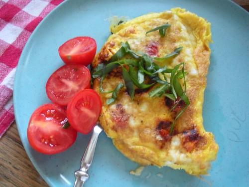 breakfast omlette