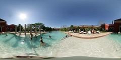 Strenuous times (alexispz) Tags: panorama mexico pano yucatan 360 surprise 360x180 hacienda nadir equirectangular temozon nadirsurprise