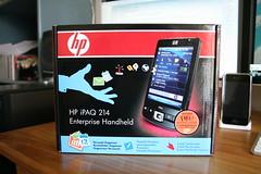 HP iPAQ 214 Enterprise PDA (9)