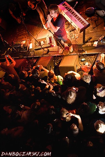 Empires album release show - Chicago, IL 06.04.08