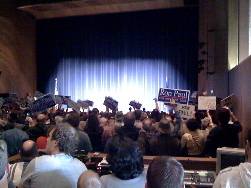 Ron Paul in Idaho