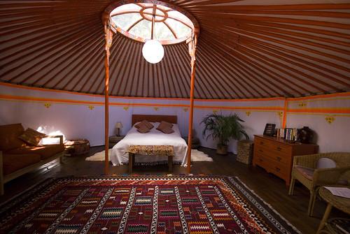 Tidy Yurt
