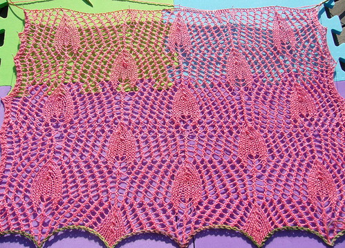 Muir Shawl 15th June