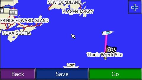 126 Passing Titanic