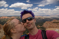 Kisses at Bryce