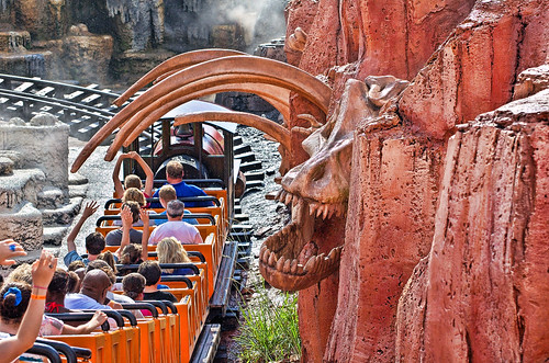 Disney - Big Thunder Mountain