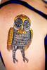 Bubo (Heather Leah Kennedy) Tags: tattoo mechanical janice owl bubo clashofthetitans jonmirro handofdoomtattoo