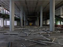 You've Got Mail (Julian Turner) Tags: vienna wien abandoned post decay urbanexploration verboten trespassing urbex westbahnhof bahnpost reekingofpiss