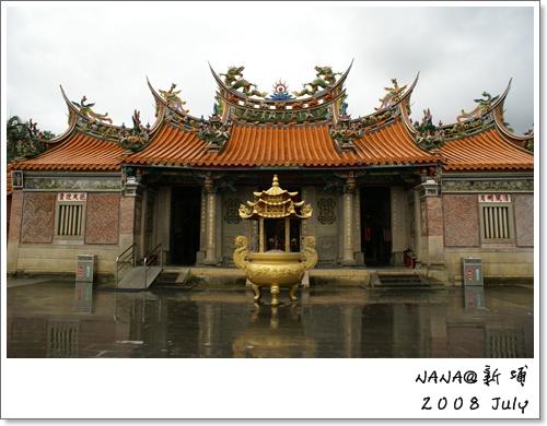 義民廟外觀 (2)