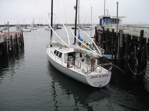 harbor monterey