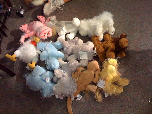Webkinz with the codes stolen at JC Pennys
