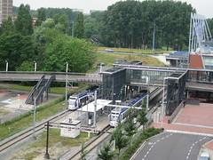 IMG_0879 (shootme2007) Tags: zoetermeer uitzicht spazio klaverblad