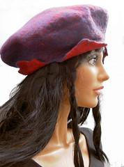PICT4501.jpg bew (veraschiedon) Tags: unica hoeden draagbare barettened