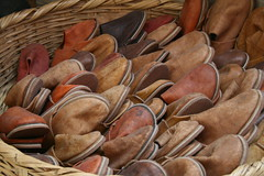 slippers (fatimaflicks) Tags: travel colors morocco maroc fatima