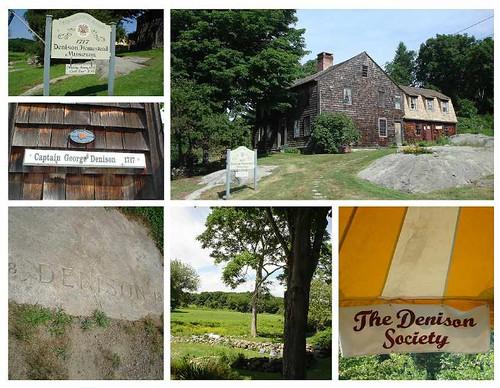 Denison Society Collage