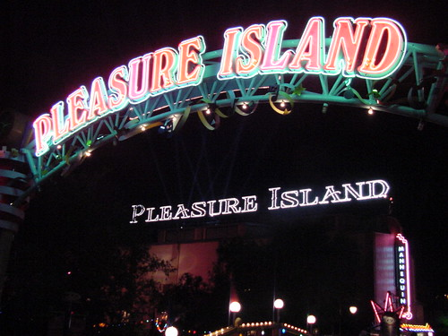 "Pleasure Island Signs • <a style=""font-size:0.8em;"" href=""http://www.flickr.com/photos/28558260@N04/2739183346/"" target=""_blank"">View on Flickr</a>"