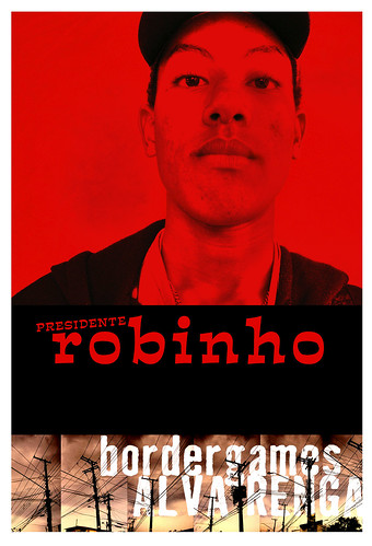 Os presidentes: Bordergames Alvarenga