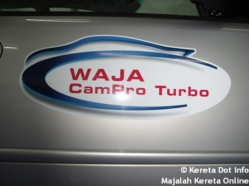 waja campro turbo