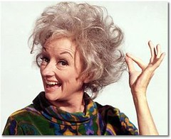 Phyllis Diller research.