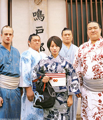 YUKATA  Maki Horikita (g2slp) Tags: summer japan yukata sumo japanesegirl   makihorikita