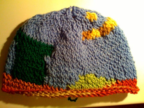 Super Mario Bros. hat