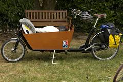 ethan's pride & joy (judygravespdx) Tags: seattle dutch bike portland co bakfietsen bakfeits
